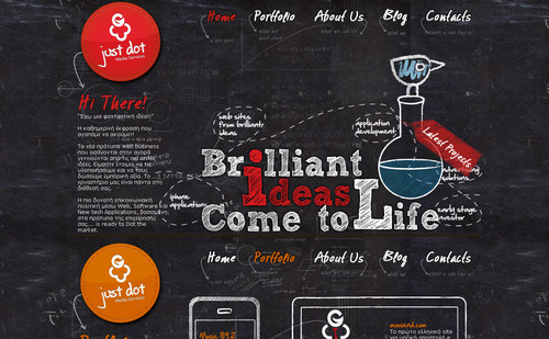 Web design inspiration 20 best website designs of the for What are the best websites