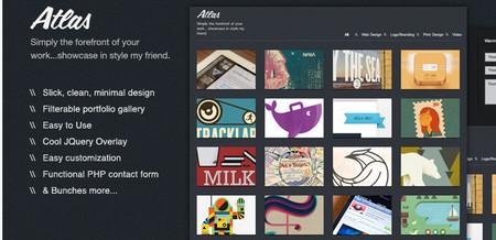 Atlas, a Creative's Portfolio