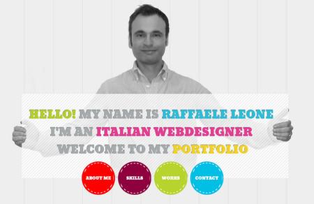 Raffaele Leone - Italian Web Designer