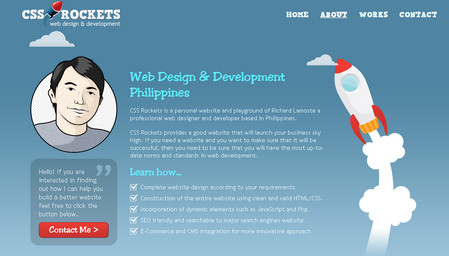 CSS Rockets - Web Design and Development
