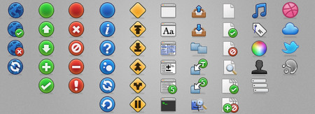 Toolbar Icons