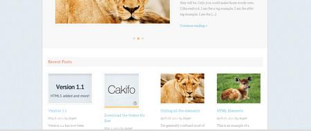 Cakifo - is a parent theme.
