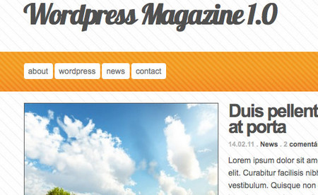 Wordpress Magazine 1.0