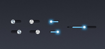 Slider Controls