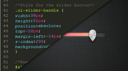Coded Slider