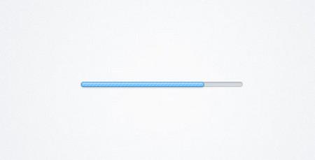 Miniature Progress Bar