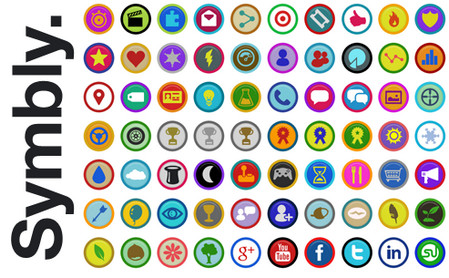 Symbly Gamification Icons