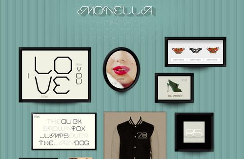 Monella Font