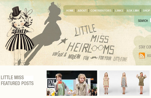 Little Miss Heirlooms