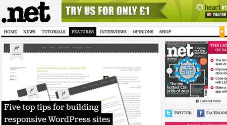 Five top tips for building responsive WordPress sites