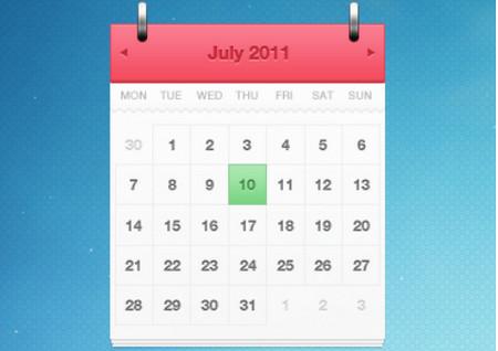 Calendar by I'm Charlie - TheIssland
