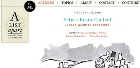 Future-Ready Content