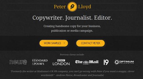 Peter Lloyd