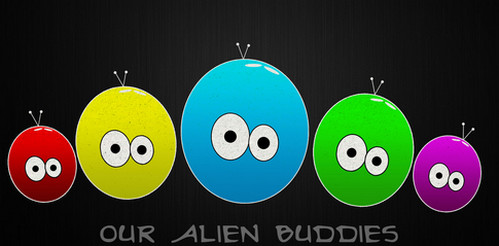 Our Alien Buddies