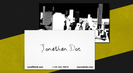 Urban Business Card