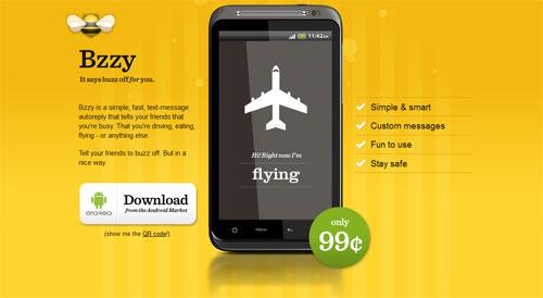 Bzzy App