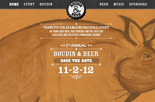 Boudin and Beer