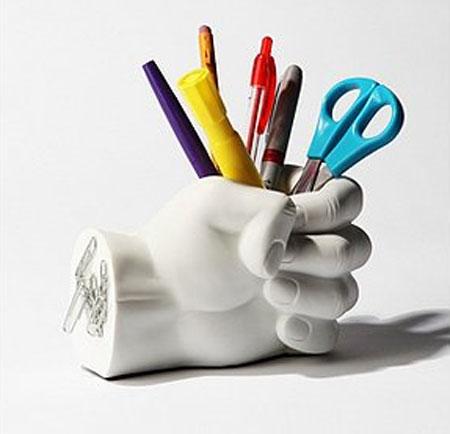 Hand Pen Holder