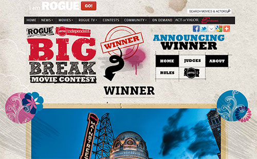 Big Break Movie Contest