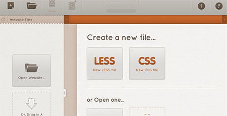 LESS CSS Tutorial: Designing A Slick Menu Navigation bar