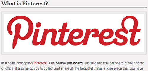 How Pinterest Changed Web Design