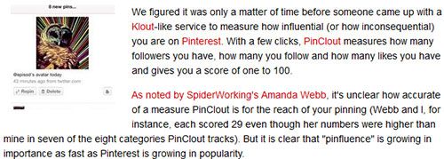 How To Measure (and Increase) Your Pinfluence on Pinterest