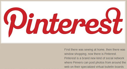 What Web Designers can Learn from Pinterest