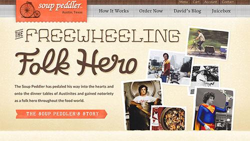 Soup Peddler