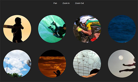 Code a Fantastic Animated Circular Thumbnail Gallery With CSS