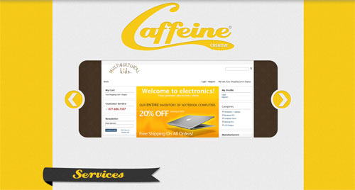 Caffeine Creative