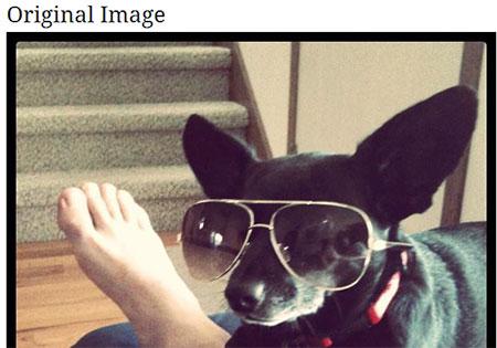 JavaScript Canvas Image Conversion