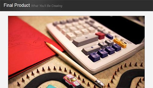 Create a Micro Machines Inspired Scene