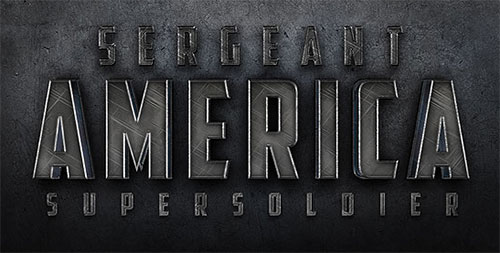 "Create a Cinematic ""Sergeant America"""