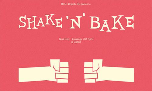Shake and Bake