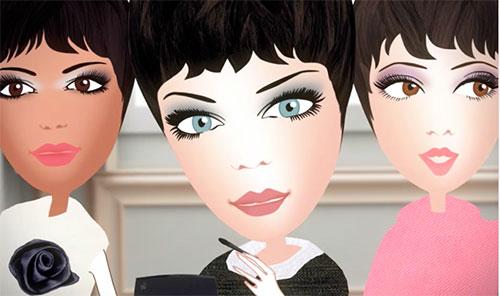 Lancome dolls