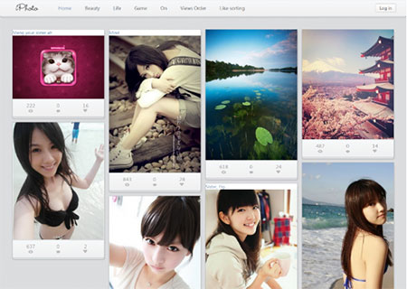 IPhoto WordPress Theme