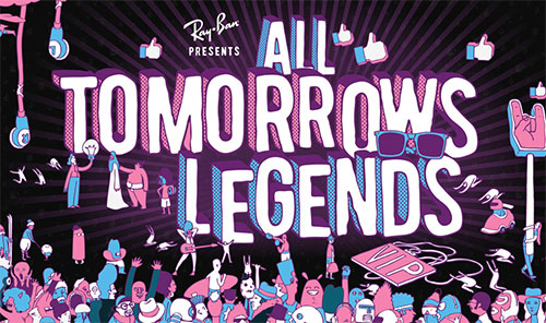 Ray Ban - All Tomorrow Legends