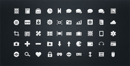 Simplycons Icon Set