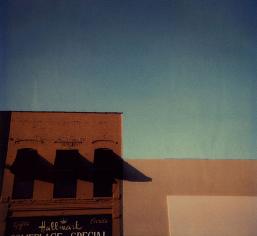 Polaroid Time-Zero film by j zorn