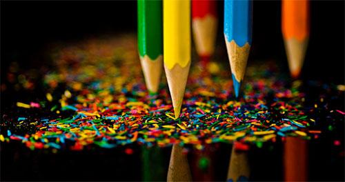 colors that reflect Joy by Rilind Hoxha