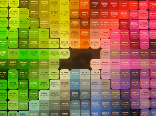Color card by Butterfly Psyche