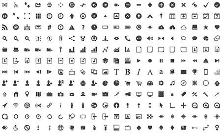 Pyconic Icons
