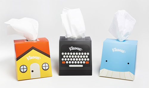 Kleenex Desktop Companion by Chris Yoon