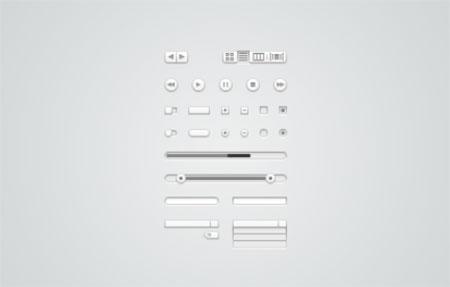 Minima UI Kit