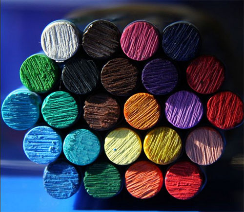 colour by Linda Cronin
