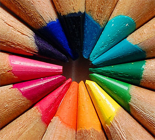 A few of my colored pencils by ahannink