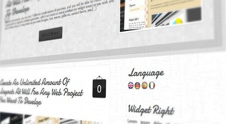 Cursive: Free Minimalistic Responsive WordPress theme
