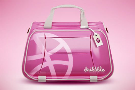 Dribbble Backpacks by Sanadas young