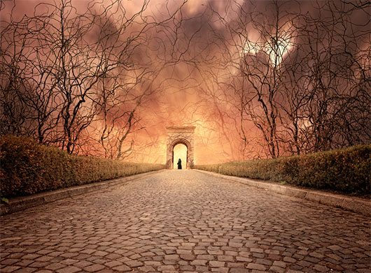 The portal by Caras Ionut
