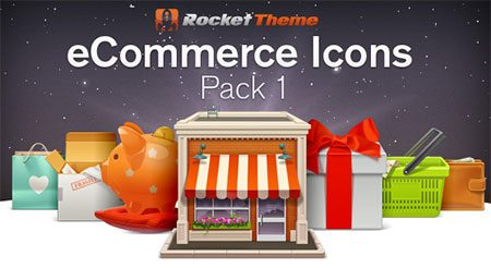 eCommerce Icon Pack 1